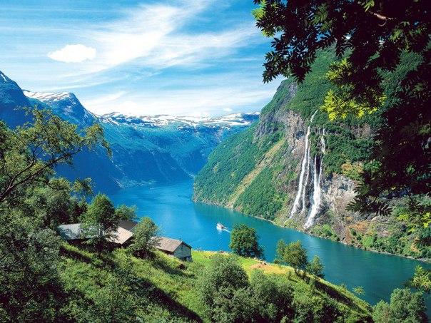 OeCtEe eaI Круизы по фьордам Норвегии лето 2015
