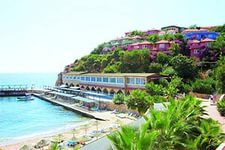 u4rXMfIhMsQ Турция, отель Larissa Green Hill Hotel HV 1(5*) на 11.06.2015