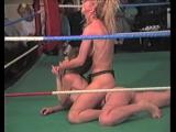 Anita vs Karen  Festelle  Female Wrestling