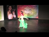 Orientalna Kontrabanda 2014 - Weronika Sahar Litwin on Gala Show - Rumba Orienta