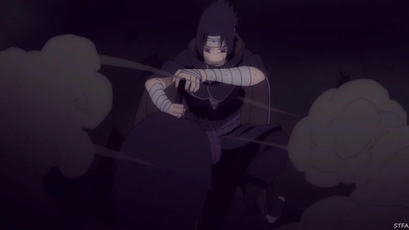 Naruto [AMV] Sasuke Vs Itachi[Impossible-Possible]