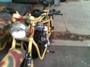 Hatz Diesel Dnepr MT16 Sidecar Motorcycle