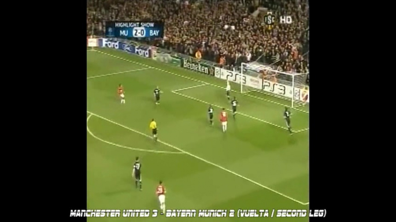 All Goals UEFA Champions League 2009 2010 Part 2