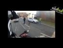 VideoTrack 321 :: О , гляди! Мотоциклист с камерой!
