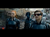 X-Men: Apocalypse (2016): Official Trailer