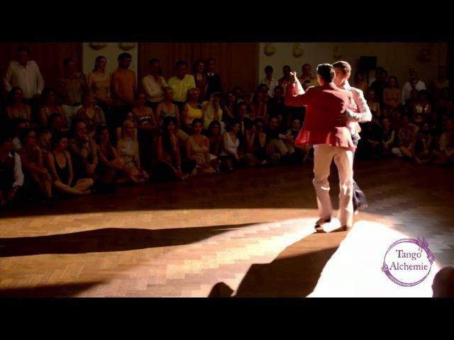 AIR Gold~ Martin Maldonado Maurizio Ghella at Tango Alchemie Elemental 2012