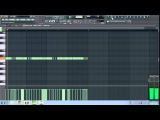 How to make a HARD TRAP beat With FL studio  808 mafia - Lex luger type BEAT