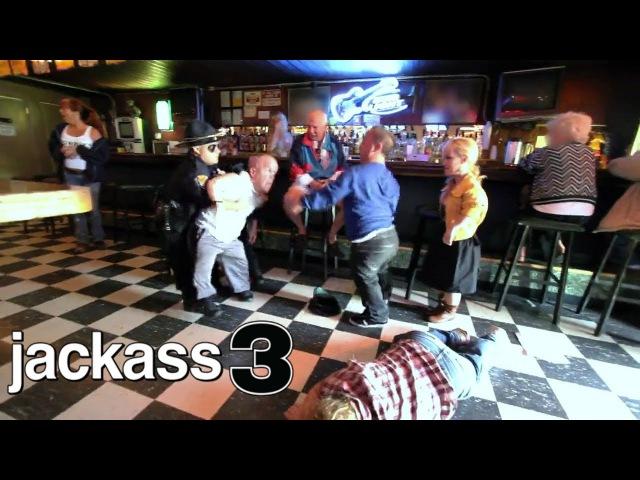 Jackass-Бои карликов в баре