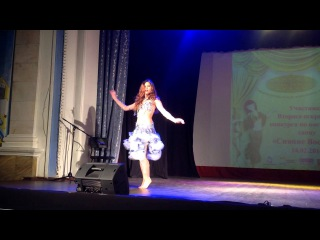 Pearls Evelina Zykova Tabla Shine DDU'16 Жемчужины Востока Екатеринбург