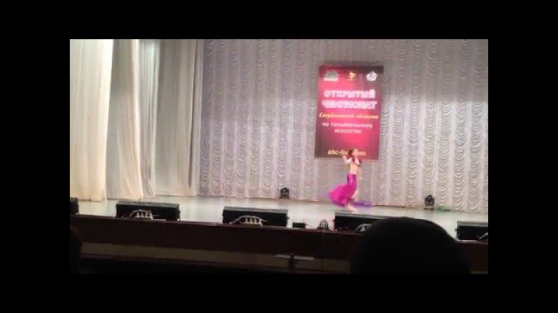 Pearls Diana Babikhina Reft' 7/2/16 Жемчужины Востока Екатеринбург