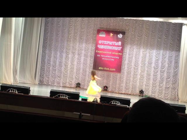 Pearls Ruslana Muzafarova Reft' 7/2/16 Жемчужины Востока Екатеринбург