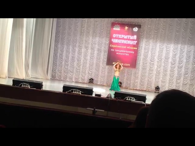 Pearls Ekaterina Trofimova Reft' 7/2/16 Жемчужины Востока Екатеринбург