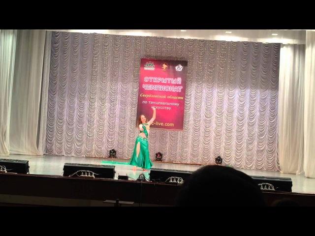 Pearls Alena Alehanova Reft' 7/2/16 Жемчужины Востока Екатеринбург