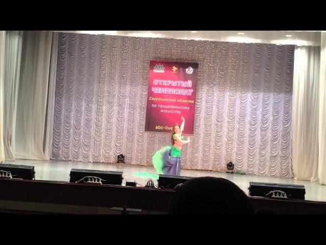 Pearls Milena Farvazeva Reft' 7/2/16 Жемчужины Востока Екатеринбург