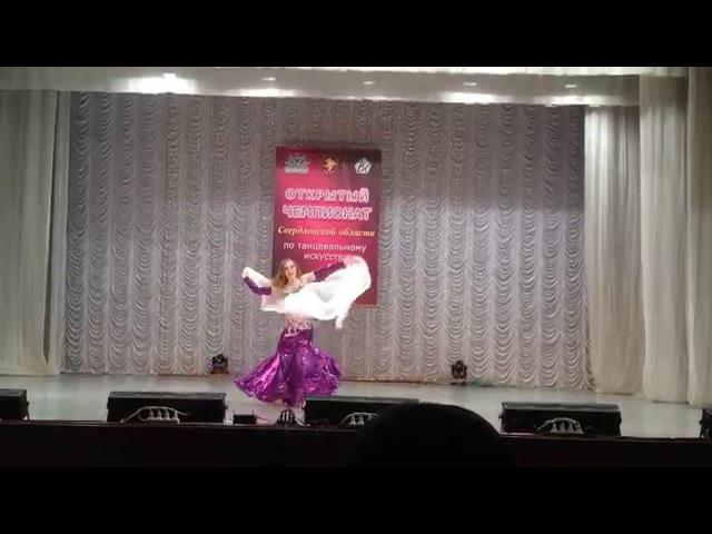 Pearls Julia Vasilieva Reft' 7/2/16 Жемчужины Востока Екатеринбург