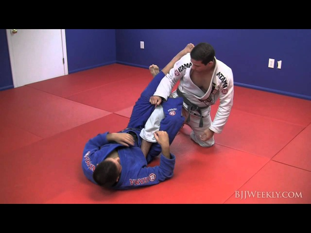 Augusto 'Tanquinho' Mendes - Passing the 50/50 Guard - BJJ Weekly 058