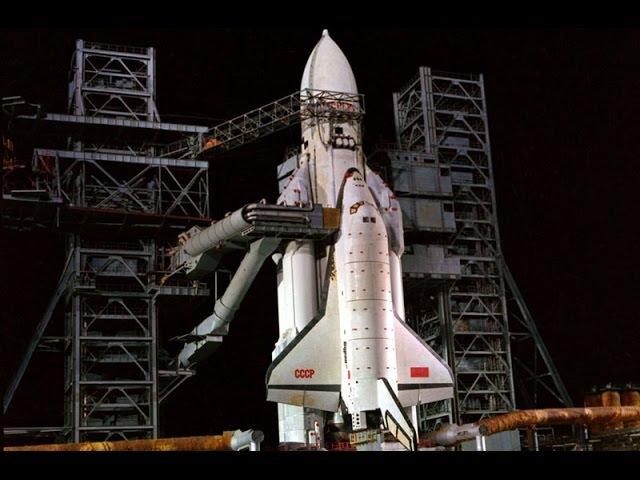 Энергия ракета-носитель СССР сверхтяжелого класса 1992г Центр науч фильм