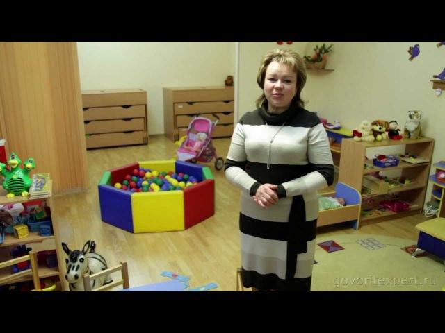 Адаптация ребенка в детском саду. Говорит ЭКСПЕРТ