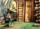 El lobo y el ternero - Castellano - Muñequitos Rusos