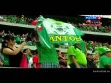 Brazil vs Mexico 0-2 Hernandez