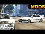 GTA 5 Моды TAXI Marseille  - Настоящие Машины!