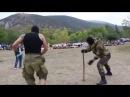 Показательное выступление СОБРа Russian SWAT