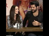 fahriye evcen fan on Instagram HostDo Burak Ozcivit &amp Fahriye Evcen make an ideal couple for shooting a romantic movie....Buraknow let we go out,both of us should