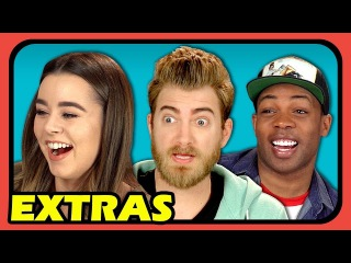 MORE YouTubers React to YouTube Rewind 2015 (Extras # 80)