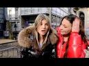 Julie Skyhigh & Gina Gerson sexy girls gianmarco lorenzi boots - 2 hooker in moncler down jacket