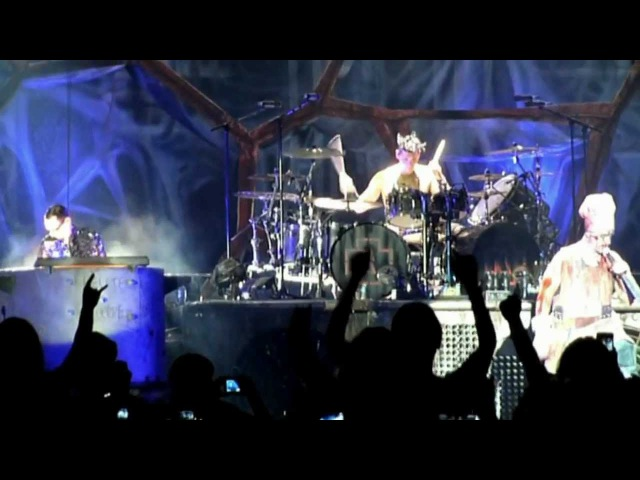 Rammstein - Live aus Moskau 10/11.02.2012(Multicam by Leshik)