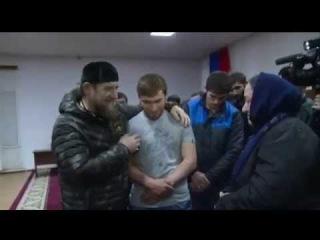 В Чечне задержали молодых людей, готовивших теракт против Рамзана Кадырова