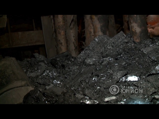 Экскурсия по горным выработкам в шахте Иловайской. 19.03.2016, Панорама