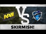 Skirmish! by Na`Vi vs Vega Squadron @ ESL Manila EU
