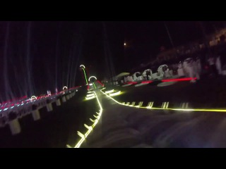 Banni UK's FPV as he takes on Dutch Drone Race Team