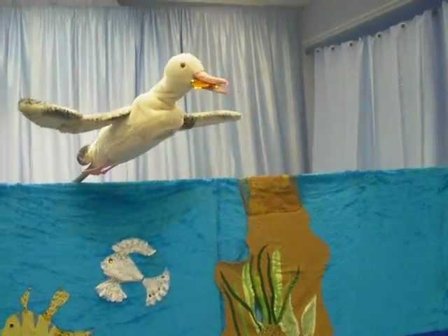 кукольный спектакль У самого синего моря от winx agency