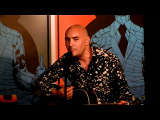 An Evening with Grant Morrison - Song