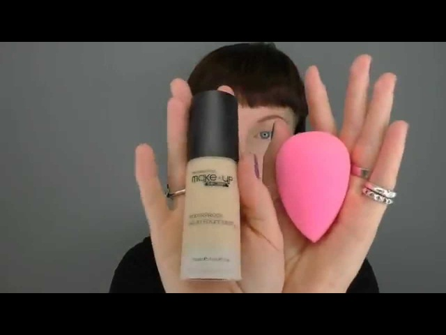Анна Измайлова Урок макияжа: акцент на глаза