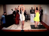 Bad Romance - Vintage 1920's Gatsby Style Lady Gaga Cover ft. Ariana Savalas &amp Sarah Reich