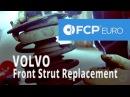 Volvo Strut Replacement (850 Front Struts, Mounts, Spring Seats Suspension Parts)