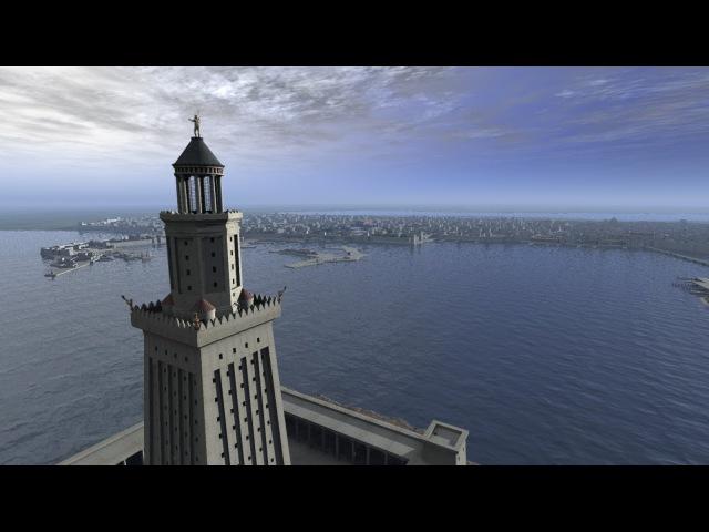 Александрия - эллинистический город в Египте