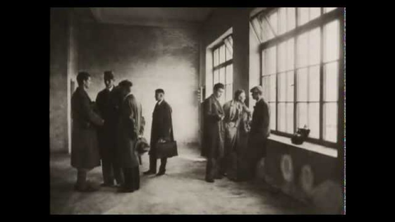 Баухаус: Лицо двадцатого века / Bauhaus: The face of the twentieth century