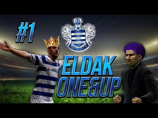 FIFA 15 ELDAK ONEUP 1 [ АДЕЛЬКА ЦАРЬ ]