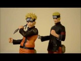 The Last Naruto the Movie Naruto and Hinata Shinobi Relations Figures Unboxing ナルト