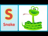 The S Song (Uppercase) Super Simple ABCs