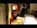 J. S. Bach - Organ Concerto in A Minor BWV 593 after Vivaldi RV 522.