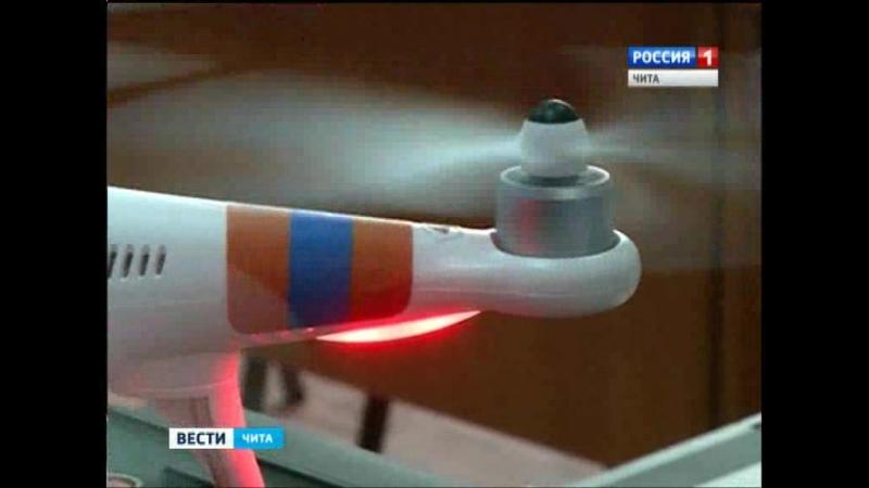 Сюжет ГТРК Чита: Забайкальские специалисты обучают авиамониторингу огнеборцев из соседних регионов