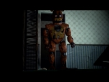 [SFM FNAF] FIVE NIGHTS AT FREDDY'S 4 SONG (TONIGHT WE'RE NOT ALONE by Ben Schuller) FNAF Music Video