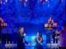 Andrea Bocelli e Hélène Ségara con 500 choristes - Vivo per lei