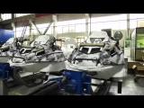 Русская механика - Военный снегоход и квадроцикл
