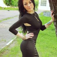 Анкета Кристина Кравченко